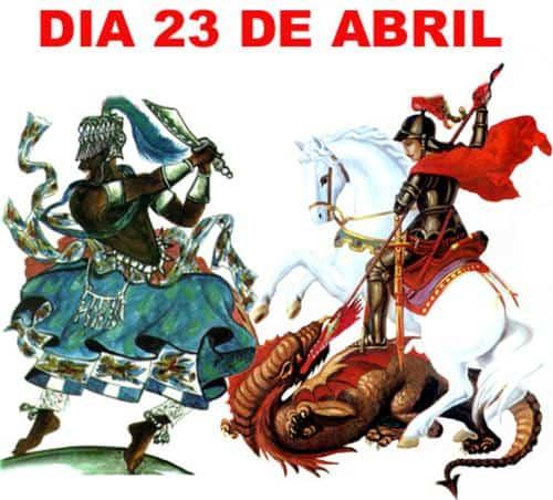 Dia de Ogum 23 de abril