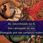 Vídeos de músicas de São Jorge (Alcione, Zeca pagodinho...) 1