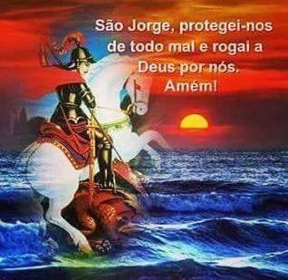 20 Imagens com oração para São Jorge 17
